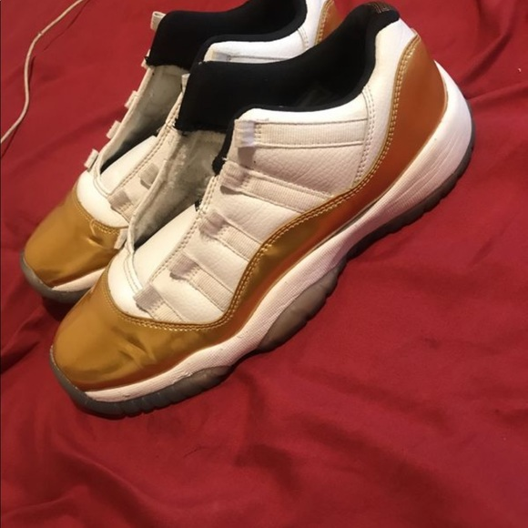 Jordan Other - Jordan 11 Low Gold Ceremony